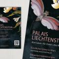 Palais Liechtenstein Flyer