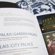 Palais Liechtenstein Rebranding Eventfolder